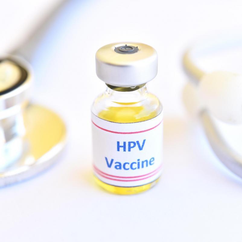 Afbeelding van HPV vaccinatie