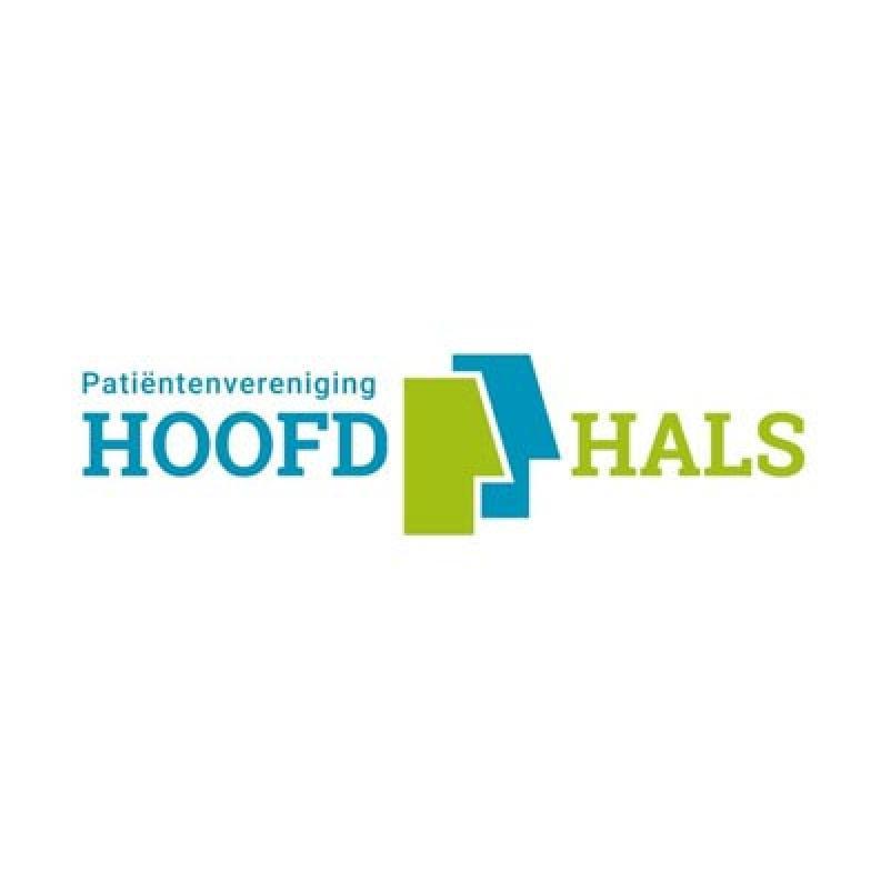 Logo patiëntenvereniging Hoofd Hals