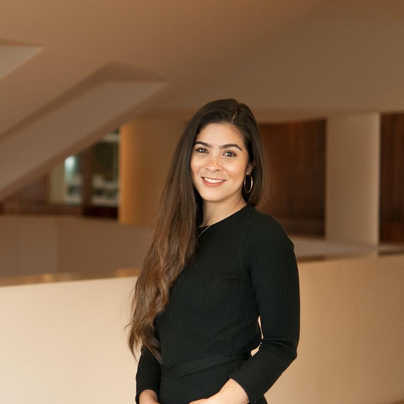 Onderzoeker Simone Dalm