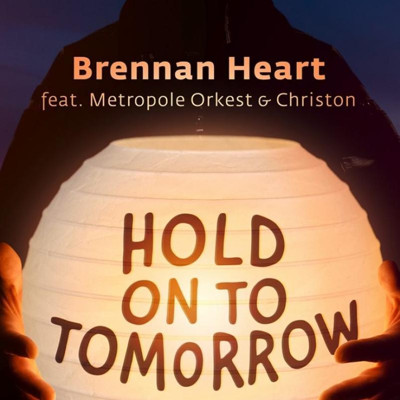 Lampion met Brennan Heart