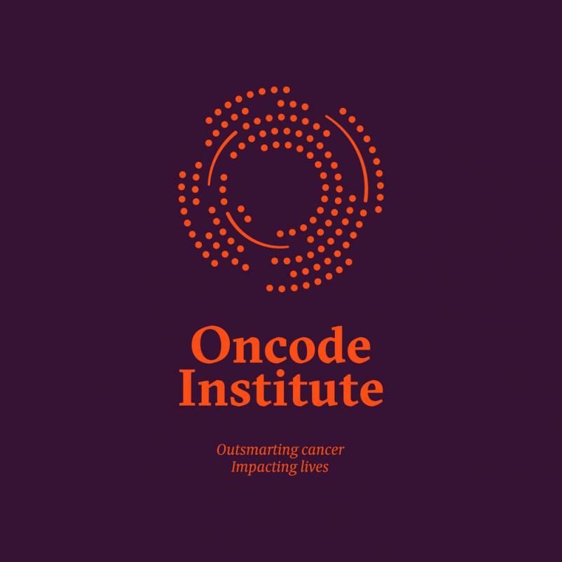 Logo oncode institute