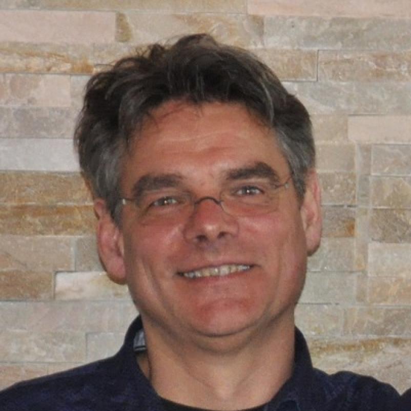 Onderzoeker Rob Coppes