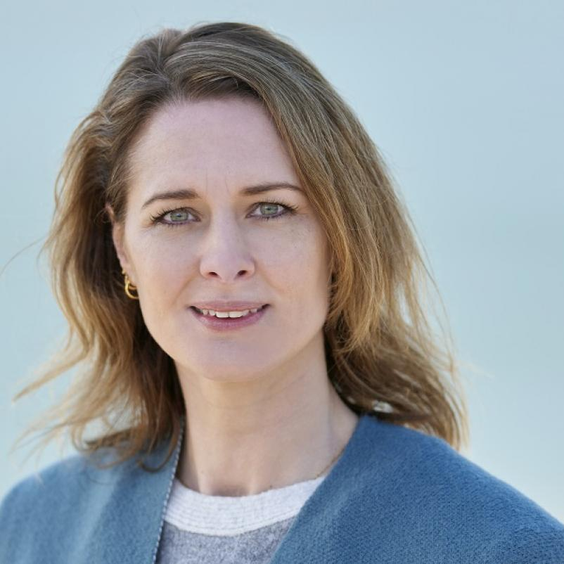 Portret vrouw merkcampagne-palliatief