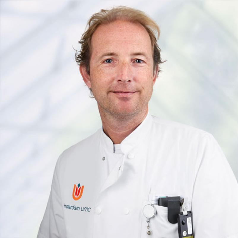 Uroloog André Vis