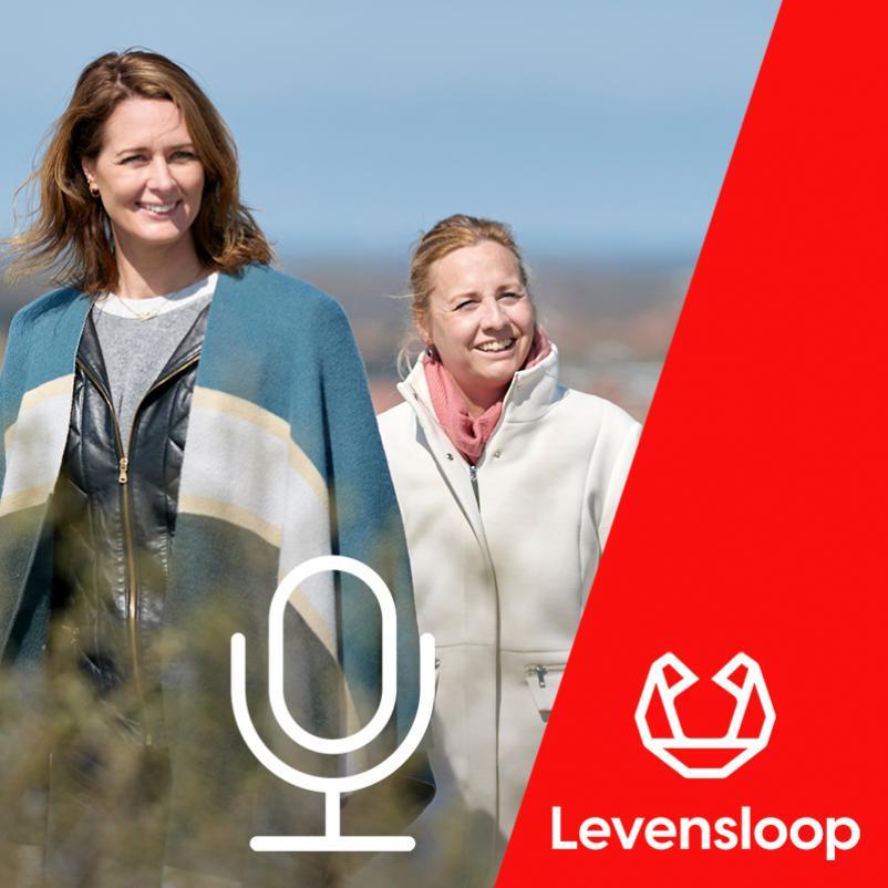 2 vrouwen merkcampagne palliatief-podcast