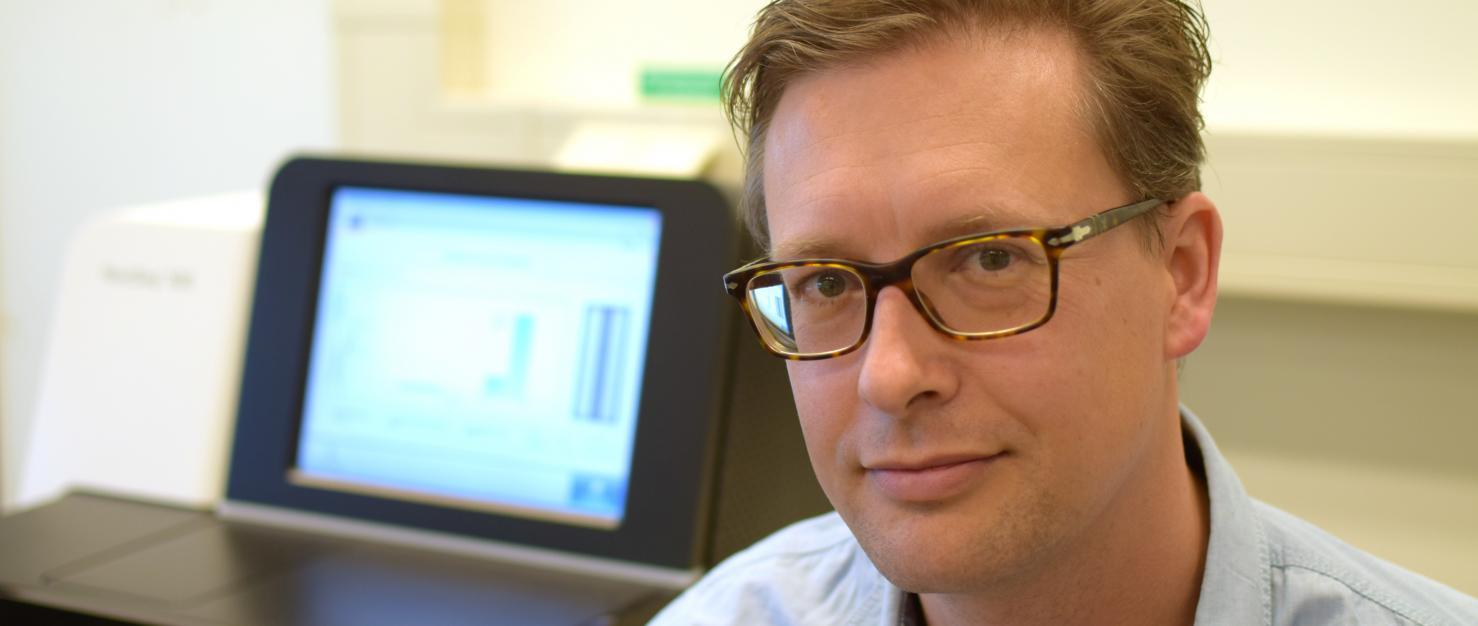 Onderzoeker Klaas Mulder