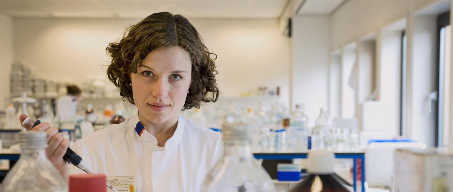 Onderzoeker Renske Altena