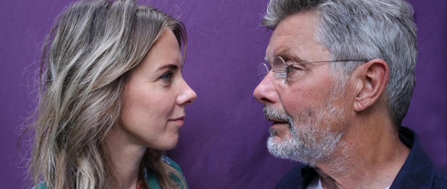 Vader en dochter podcast