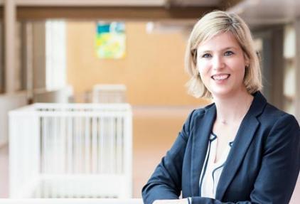 Onderzoeker van de week: Ingrid Desar