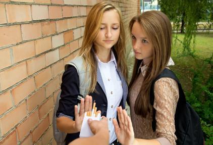 Spreekbeurt: Over de gevolgen van roken